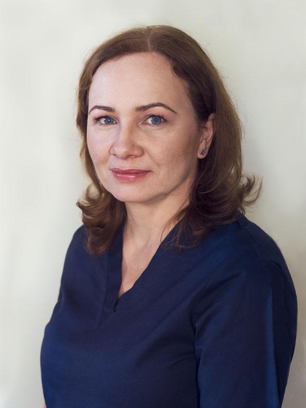 Stomatolog Joanna Jaszczuk